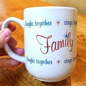 """Royal Norfolk """"Family"""" Mug"""